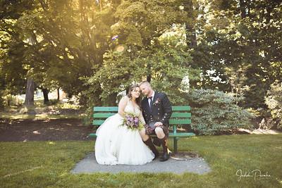 Sheila & Dylan Wedding Ceremony - White Eagle Polish Hall & Glenrosa Farm Restaurant  | Victoria BC.