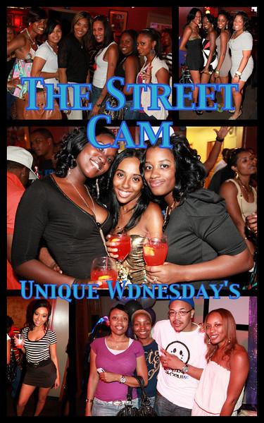 The Street Cam: Unique Wednesday's (G.O.'s Debut!!)