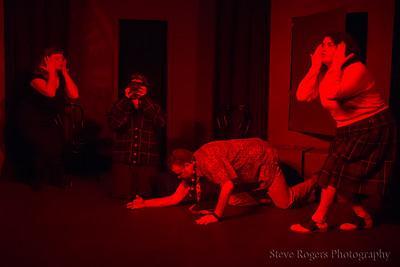 The Black Lodge 4/10/2015