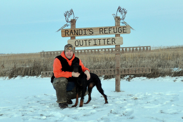 Dec 9th SD Pheasant Hunt With DSG
