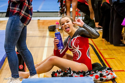 HS Sports - Sun Prairie Gynmastics - Jan 05, 2017
