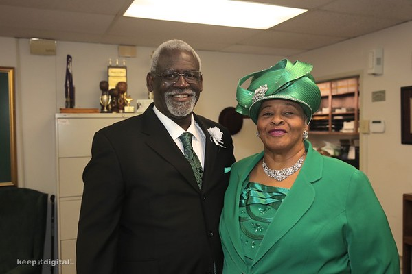 Pastor and Sis Mays 29th Anniversary