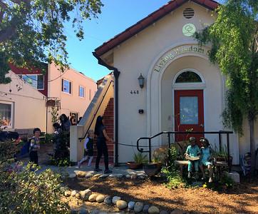 Living Wisdom School Palo Alto School Building