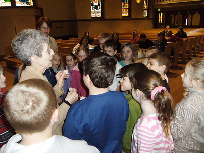2011 Family Eucharist Workshop