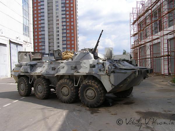 Moscow OMON BTR-80M