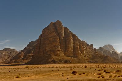 Jordan - Aqaba to Wadi Rum Bedouin Camp