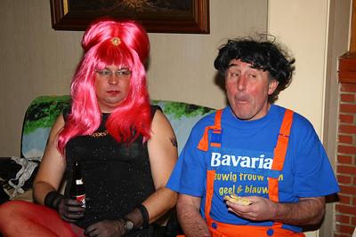 Einde van het Carnaval in Steendorp 2008
