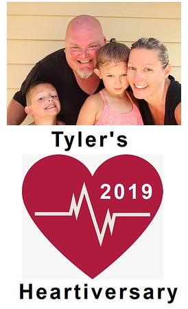 Tyler's Heartiversary