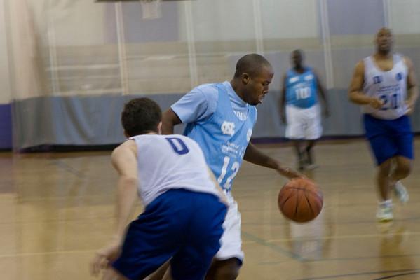 2014 UNIFIED Basketball UNC vs Duke