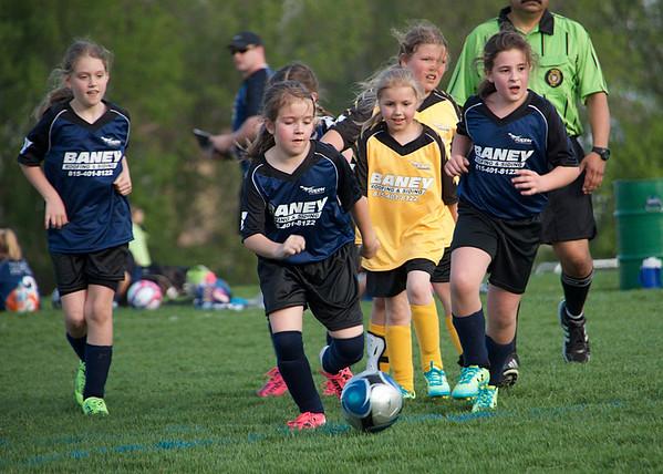 2015 Riley Summer Soccer