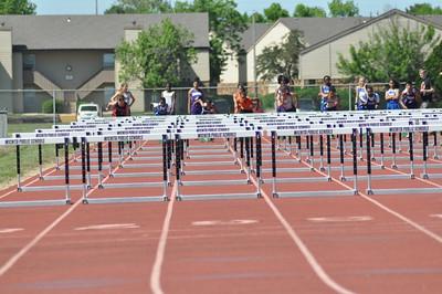 Wilbur Middle School Track meet  May 4, 2016