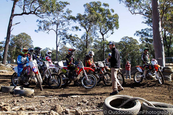 Race Pace MX School