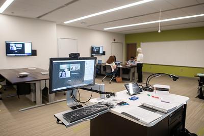 Social Work 656 Hybrid classroom