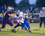 Farwell football vs Coleman