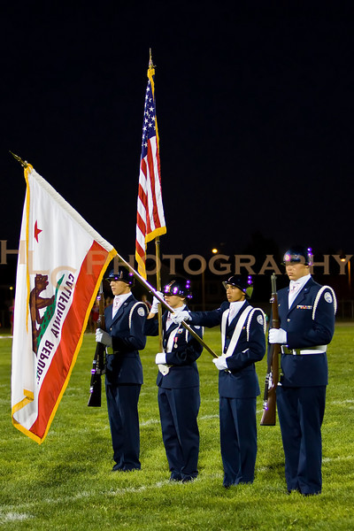 09/25/09 ROTC-LnHS vs. Oak Hills