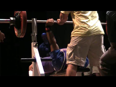 National Games powerlifting videos