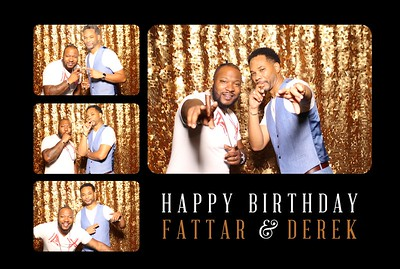 Fattar and Derek Birthday Celebration (09.12.20)