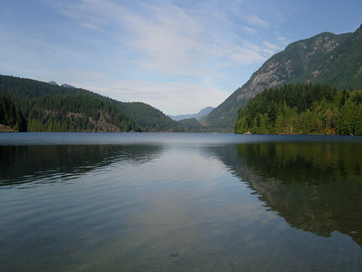 Bunzen lake a favorite countryside get away