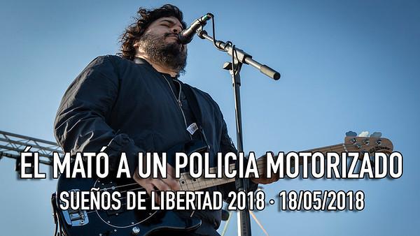 EL MATO A UN POLICIA MOTORIZADO