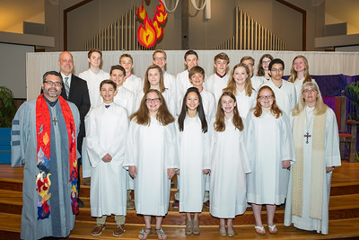 4-24-16 Confirmation at CCC