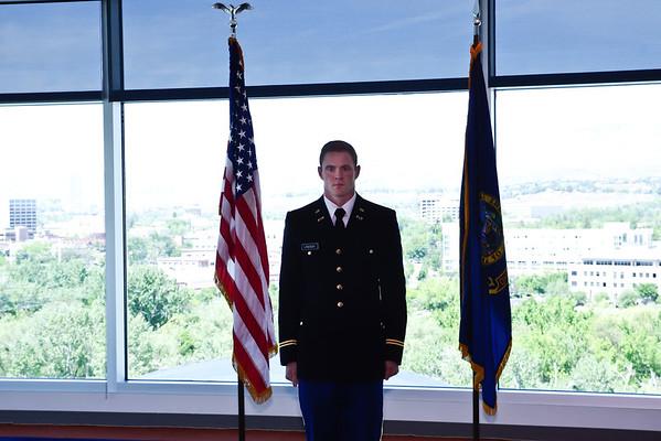 Ryan's ROTC Graduation 2014