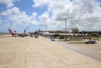 Bridgetown Barbados | BGI | TBPB