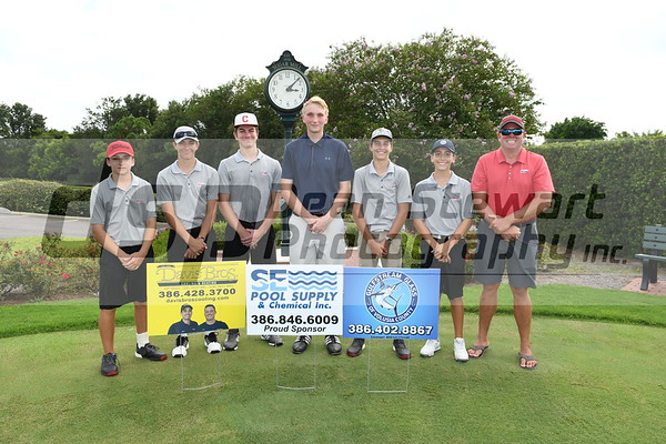 New Smyrna Boys Golf Sept 5