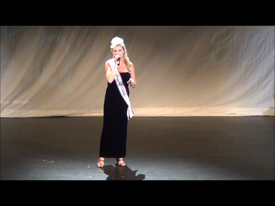 Scotts Bluff County Fair Scholarship Pageant - Special Entertainment Video