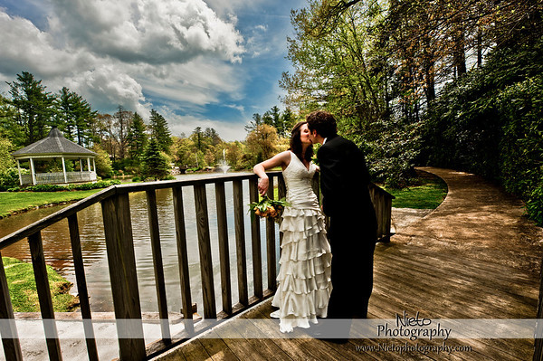 Hannah Grace Jones & Will Clarke - May 3rd 2012 - Blue Ridge Parkway