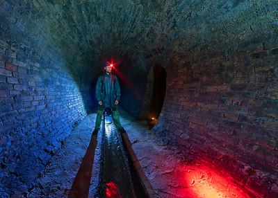tunnels under kyiv