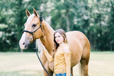 Daniella - Equine Portrait Session