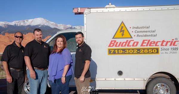 Budco Team Headshots