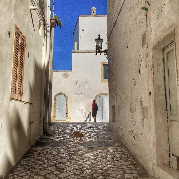 Otranto Old Town - Puglia, Italy