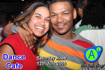Dance Cafe - 12th July 2008