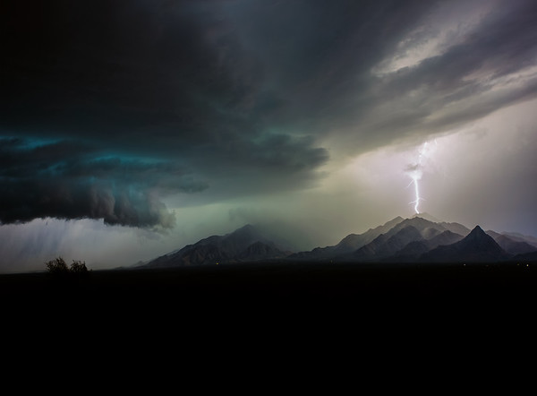 July 17th - 21st - Arizona Monsoon Storm Chasing Photography Workshop in Arizona