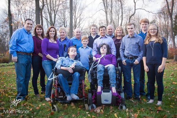 Crowley-Holleran Family