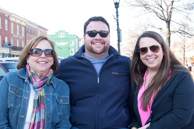 Visiting Zachary in Baltimore 3-30-13