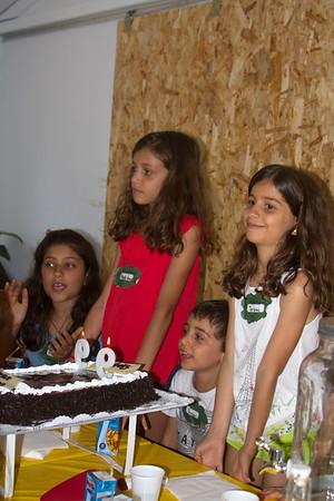 Aniversário Madalena e Teresa