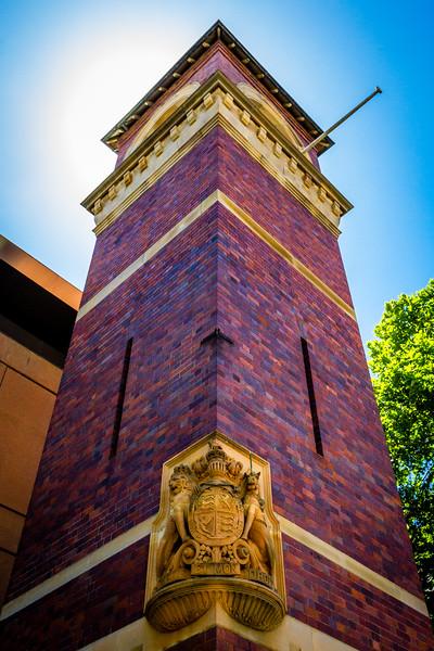 Parramatta : Courts