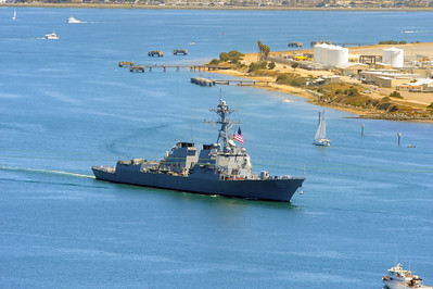 USS Preble DDG-88