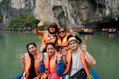 SFAMSC Vietnam Day Two Ha Long Bay