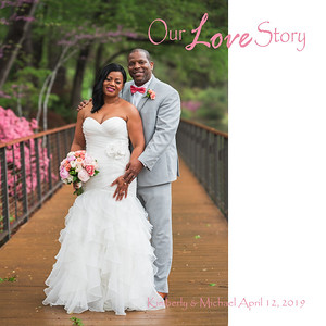 Kimberly & Michael's Wedding Album