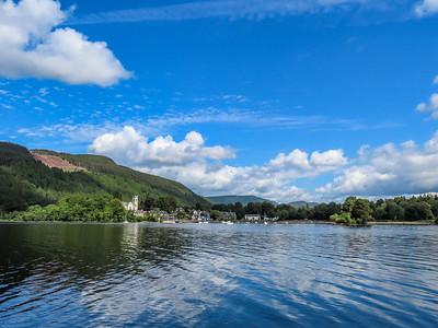 Loch Tay area