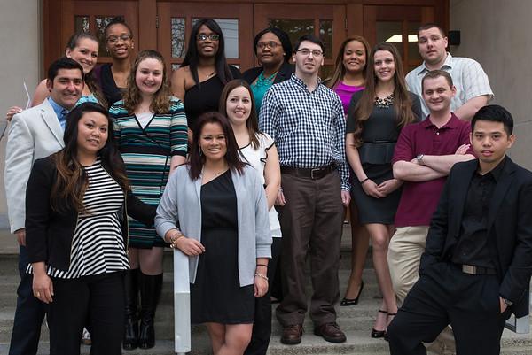 2013 Student Leadership Awards