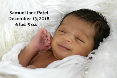 Samuel Jack~Newborn