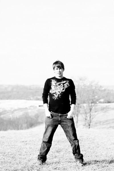 Chris Senior Pics