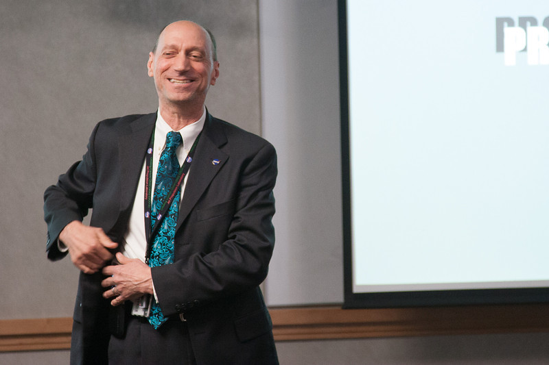 Louis Barbier -- Symposium in Honor of Bob Streitmatter, NASA/Goddard Space Flight Center, April 30, 2014