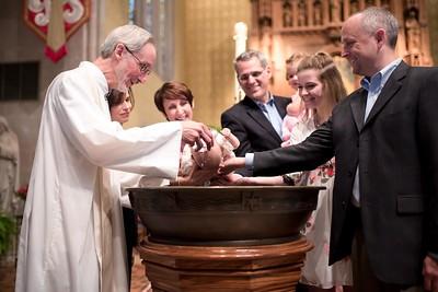 Linden baptism