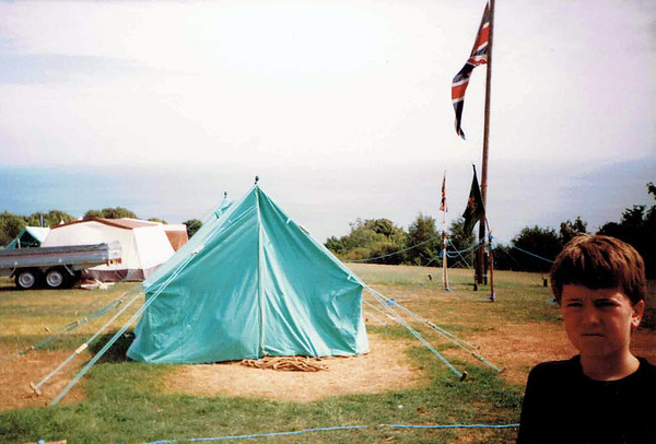 1989-08 Annual Camp in Torquay
