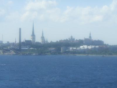 Estonia: Tallinn (2014)